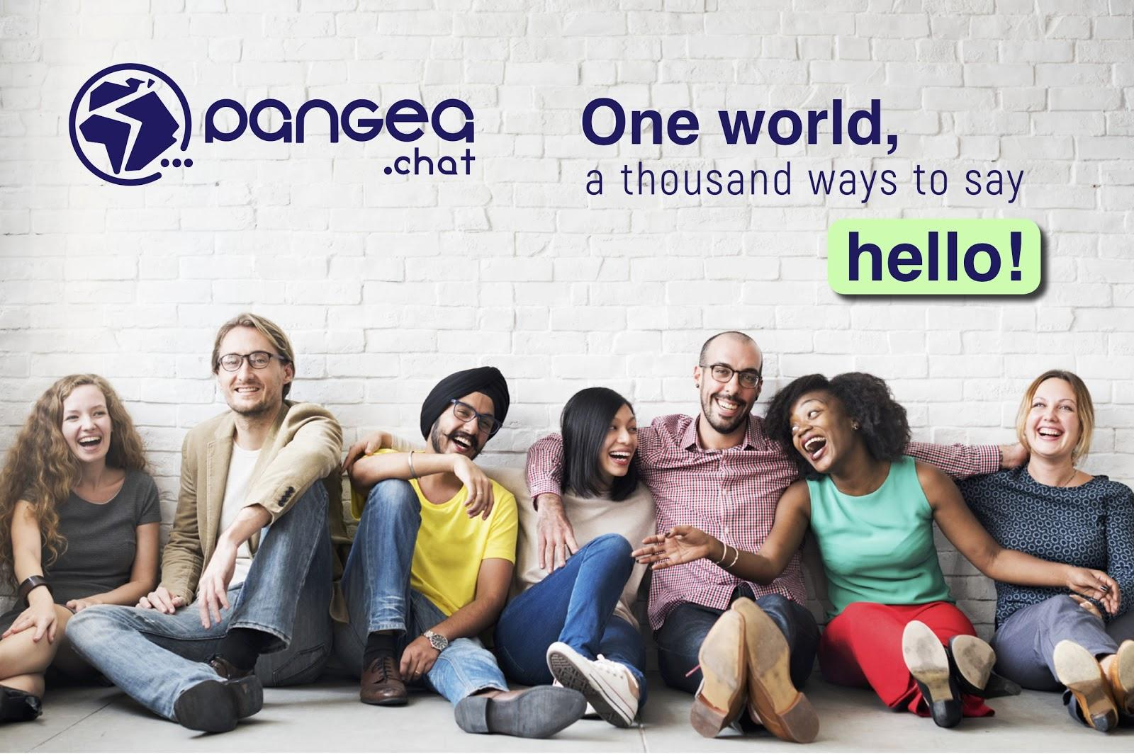 Language learning app Pangea Chat